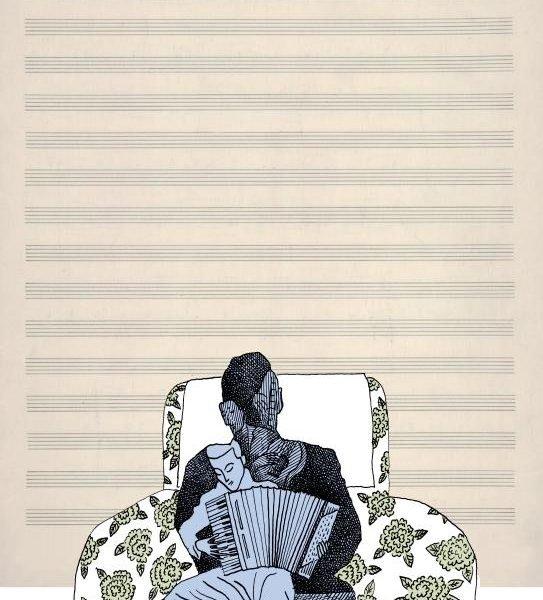 Illustrazione di Pia Valentinis sul canto