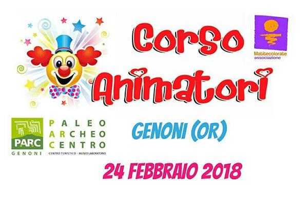 Corso per animatori a Genoni