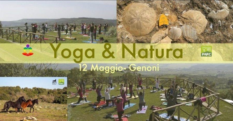Yoga & Natura al PARC di Genoni